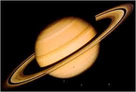 Photo de Saturne.
