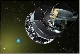 Image du satellite Planck